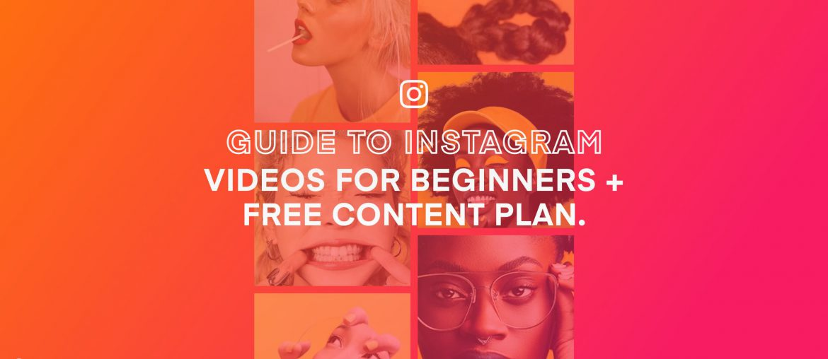 Instagram videos for begginers