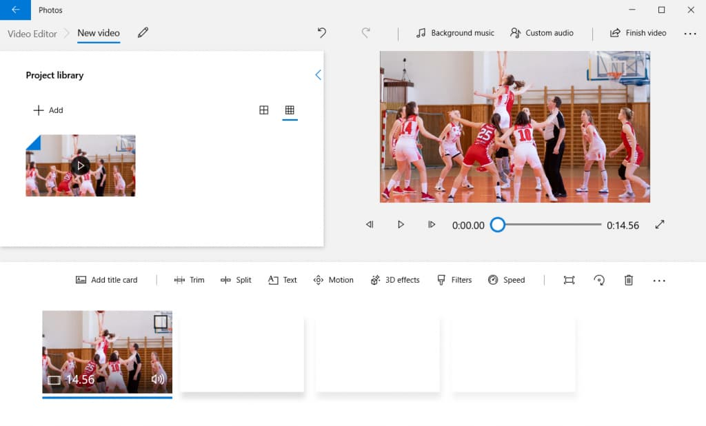 upload video to WMM (photos)