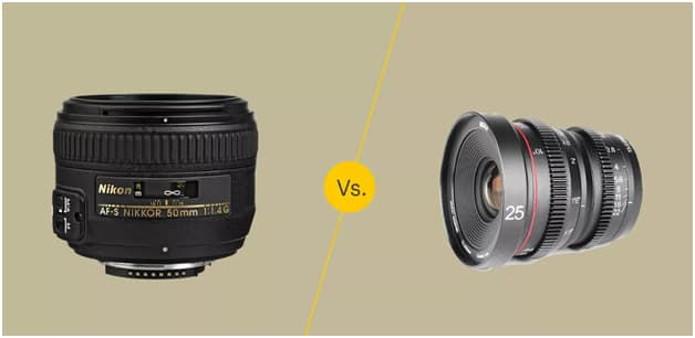 Autofocus vs Manual focus